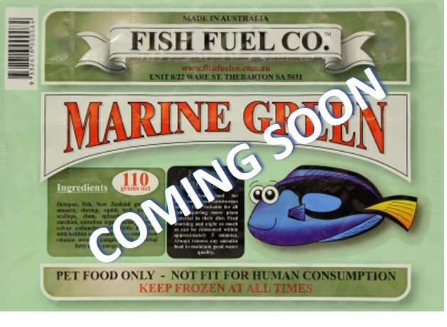 Marine Green - Coming Soon