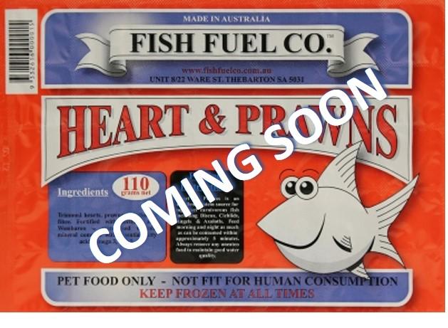 Heart-Prawns - Coming Soon